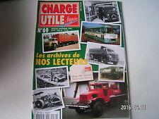 **a Charge Utile n°69 Chantier Savoyard / Génie à Madagascar / Type H de Slough