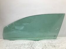 2010 VOLKSWAGEN GOLF GTI MK6 COUPE LEFT DRIVER DOOR GLASS AUTO GLASS USED