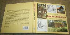 Fachbuch Bau von Gartenlaube, Baumhaus, Tipi, Wigwam, Hütte, Gartenhaus aus Holz