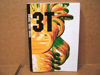 """1995 Small 3T Catalog (3"""" x 4"""" and 36 Pages)"""