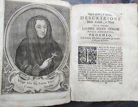 1715 CAMAIORE CESARENICOLAO BAMBACARI: VITA DI LAVINIA FELICE CENAMI PANDOLFINI