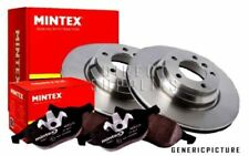 MINTEX FRONT BRAKE SET DISCS PAD AUDI SKODA VW SEAT MDK0219 (REAL IMAGE OF PART)