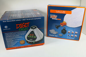 Volcano Digit Varporizer Verdampfungssystem mit Starter Set - defekt