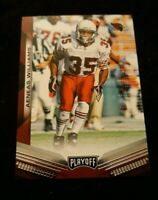 2019 Panini Playoff Base #192 Aeneas Williams - Arizona Cardinals