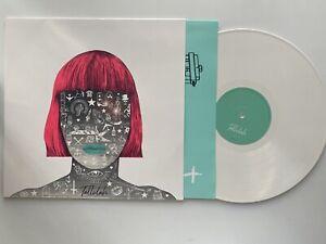 Feeder – Tallulah White Vinyl Album Record LP