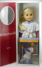 New - American Girl -  Julie Doll & Book - Retired - NIB, Unopened