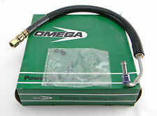 NEW OMEGA 1051 POWER STEERING PRESSURE LINE HOSE ASSEMBLY MADE IN USA
