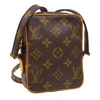 LOUIS VUITTON MINI DANUBE CROSS BODY SHOULDER BAG SL0991 MONOGRAM M45268 A48420