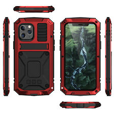 For iPhone 12 Pro Max Full Body Case Waterproof Screen Protector Cover Shell