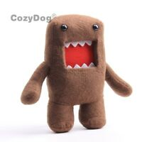 Anime Domo Kun Brown Plush Soft Stuffed Figure Doll Toys Cute Children Gift 30cm
