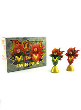 Bowen Designs Phoenix Mini Bust Set Artist Proof Twin-Pack Set X-Men AP Marvel