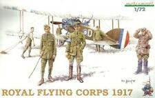 Royal Flying Corps (RFC/RAF tripulación Camel, SE-5a, Bristol Fighter..) 1/72 Eduard