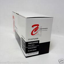 Dell Toner Clinic ITCDT2330 High Yield Laser Black Toner Cartridge 2330DN 2350