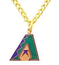 Arizona Diamondbacks MLB Logo Necklace