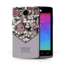 Fundas y carcasas Para LG K10 color principal rosa para teléfonos móviles y PDAs LG