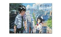Póster Kimi No Na Wa Anime Your Name Cartel Poster 29'7x42cm