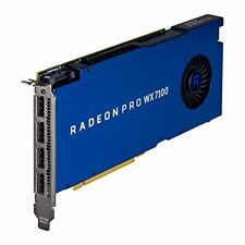 AMD Radeon Pro WX 7100 Graphic Card - 1.19 GHz Core - 1.24 GHz Boost Clock - 8