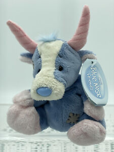 Tiny My Blue Nose Friends, Antelope, Koodoo, No 91, Blanche, 4', 10cm