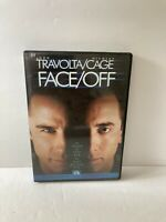 Face/Off (DVD, 1998, Widescreen) John Travolta