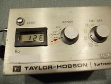 Taylor Hobson Surftronic 3