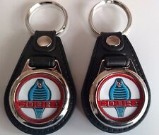 FORD SHELBY CLASSIC COBRA  KEYCHAIN 2 pack