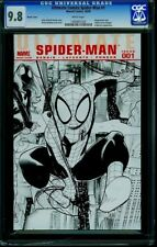 Ultimate Spider-Man #1-CGC 9.6 NM+ Limited David LaFuente Sketch Cover