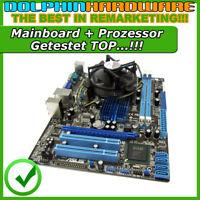 ✅  ASUS P5G41T-M LX2/GB Mainboard + Intel Pentium Dual-Core CPU 3,00GHz(B104)