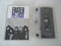 FASTER PUSSYCAT S/T SELF TITLED ALBUM CASSETTE TAPE ELEKTRA 1987