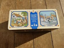 VINTAGE DAIRY FARM - TRADITIONAL RECIPE BISCUITS TIN