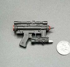 "1:6 Hot Toys Alien Captain Dallas Laser Pistol 12"" GI Joe Ripley Sideshow Sci-Fi"