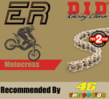 DID Gold & Gold ERT3  Drive Chain 520 P 120 L for Yamaha YZF-R1