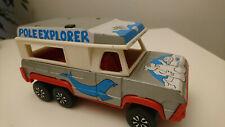 vintage joustra truck fury pole explorer
