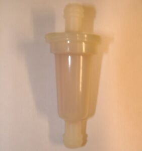 EVINRUDE JOHNSON 4.5HP 5HP 7.5HP 8HP OUTBOARD INLINE FUEL FILTER 0397607 397607