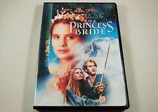 The Princess Bride DVD Cary Elwes, Robin Wright, Mandy Patinkin, Chris Sarandon