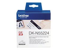Brother DKN55224 Paper Roll 54mm X 30.48m Original