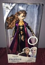 Disney Parks Frozen 2 Singing Anna Doll New