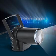 30W LED Pinspot Punktstrahler Spiegekugel Spot Licht DJ Disco Bühnenlicht SH01