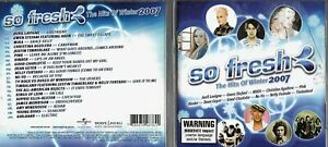 So Fresh Hits Of Winter 2007 (20 tracks)- Pink,Good Charlotte,Avril Lavigne +