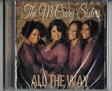 THE MCCRARY SISTERS All the Way (CD, Mar-2013, MCCRARY) BRAND NEW GOSPEL