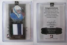 2010-11 ITG VIP Roberto Luongo 10/10 jersey PATCH SUPER RARE Vancouver Canucks
