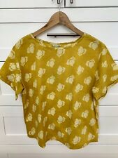 Rare Japanese Designer RUKMANI Top / Blouse - Made in Japan - NTW