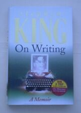 On Writing: A Memoir of the Craft, by Stephen King (Hardback)
