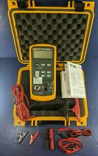 Fluke 717 5000g Pressure Calibrator Excellent Condition Hard Case Calibrated