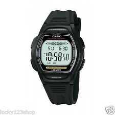 LW-201-1A Black 10-Year Battery Casio Watch Brand-New Sport Ladies/Boy Size