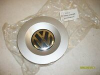 Passat B5 Donnington alloy wheel centre cap x1 3B0601149K GRB Genuine VW part