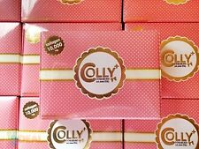 10 Box  COLLY PINK PLUS Collagen Dietary Drink Strawberry Collagen 10000mg Sale