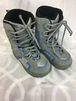 LTD Woman's Girls Size 4 Snowboarding Boots