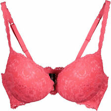 """New Cosabella Pink Bra rrp £67 Never Say Never """"Sexie"""" Padded Push Up 34D agent"""