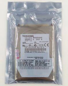 "20pcs Toshiba MK6034GAX 60 GB 5400 RPM IDE 2.5"" Internal Hard Disk Drives"