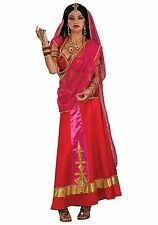 WOMEN'S BOLLYWOOD BEAUTY COSTUME  SIZE STANDARD (missing the bra top)
